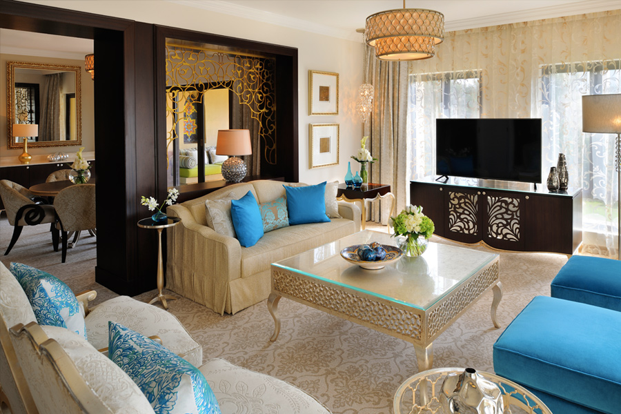 Executive Suite  Arabian Court – One & Only Royal Mirage – Dubai
